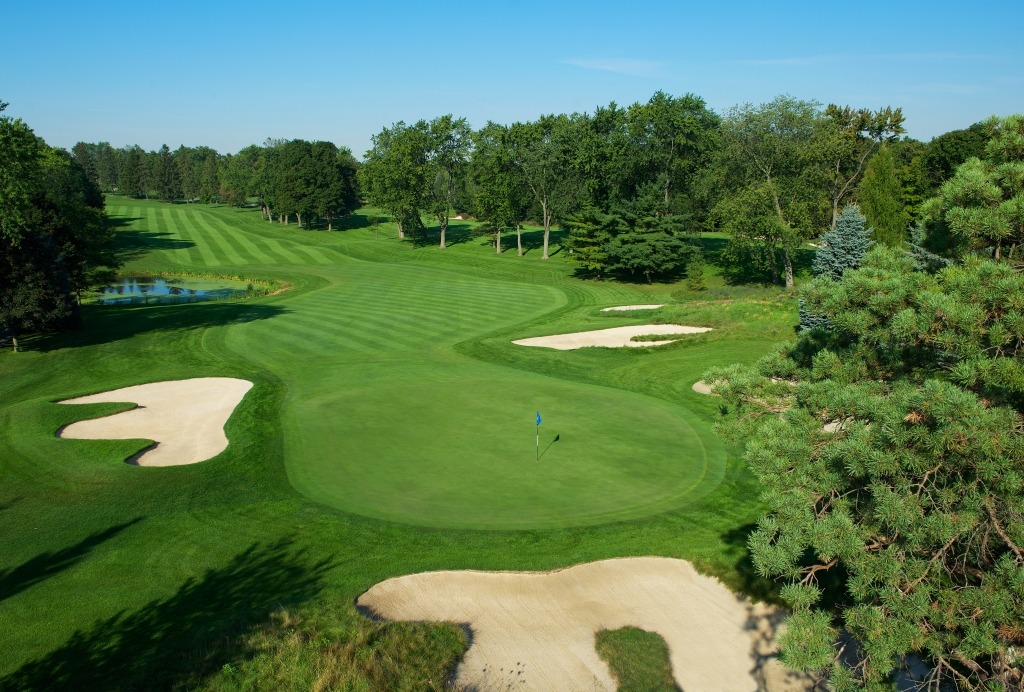 18-Hole Championship Golf Course At Thornhill Golf Club