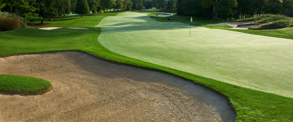 Thornhill Golf Club Course Picture